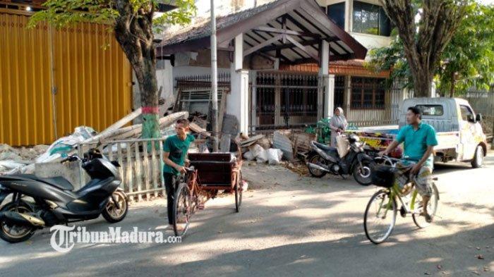 Pamekasan Ikut Bergetar Imbas Gempa di Malang, Warga Panik Hingga ada yang Menyangka Pusing