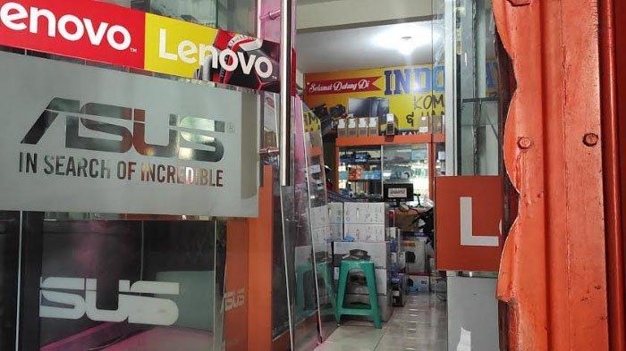 Modus Pembobol Toko Komputer di Kota Blitar Mirip dengan Jaringan Pencuri Konter Hape di Srengat