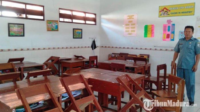 Dinas Pendidikan Sampang Liburkan Siswa Sekolah Selama Dua Pekan, Antisipasi Penyebaran Virus Corona