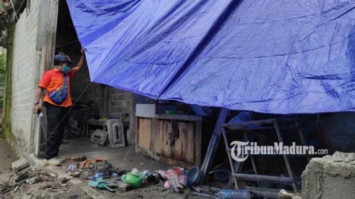 18 Unit Bangunan di Kota Blitar Rusak Akibat Gempa, Termasuk Rumah Sakit, Sekolah dan Tempat Ibadah