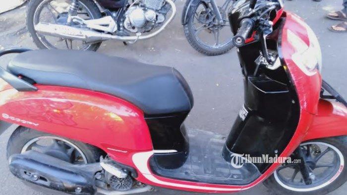 Motor Oleng, Pelajar Tewas Tabrak Tiang Reklame di Depan Stadion Supriyadi Blitar, Ini Kronologinya