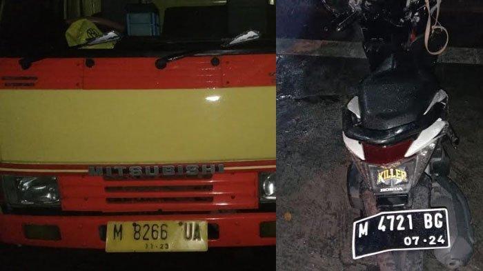 Kurang Hati-hati Membonceng Istri, Pemotor Tewas Tabrak Truk yang Diparkir di Pinggir Jalan Jokotole
