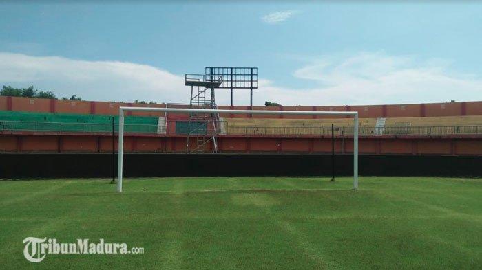 Madura United Dapat Lampu Hijau Gunakan Stadion Gelora Ratu Pamelingan untuk Lanjutan Liga 1 2020