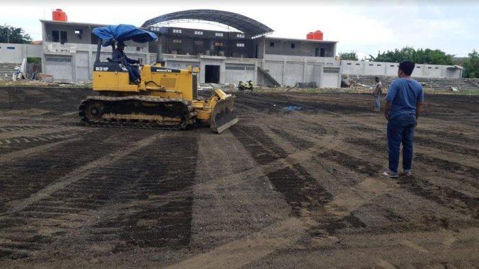 Manajemen Madura United Pastikan Renovasi Stadion R Soenarto Hadiwidjojo Rampung November 2021