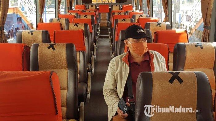 Bus AKAP & AKDP Kembali Beroperasi, Terminal Purabaya Sepi Penumpang, Kondisi Normal Setelah 2 Pekan