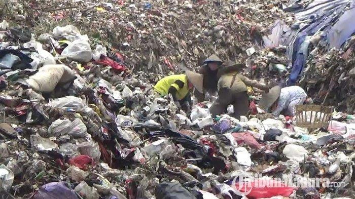 Kota Batu Diserbu Wisatawan saat Libur Natal, Sampah di Kota Apel Membludak Sampai85 Ton Per Hari