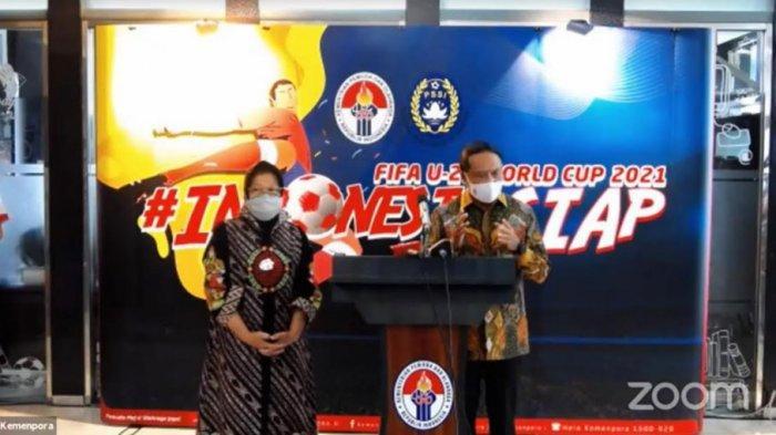 Risma Pastikan Surabaya Siap Jadi Lokasi Piala Dunia U-20 2021, Pembangunan Fasilitas Hampir Rampung