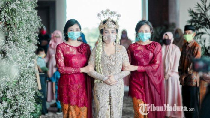 Acara Pernikahan dengan Konsep New Normal di Surabaya Mulai Diterapkan, Kini Masyarakat Kooperatif