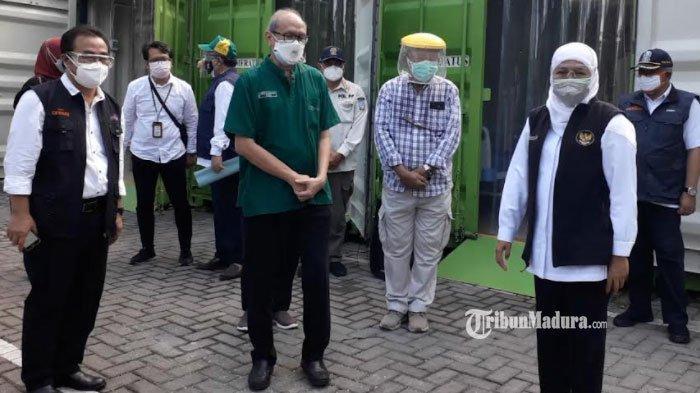 Kasus Covid-19 Gejala Parah di Jawa Timur Melandai, IGD dan Triase IGD RSUD Dr Soetomo Mulai Kosong