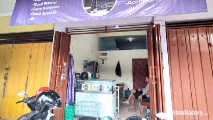 Ditinggal Pegawai, Konter HP di Malang Dibobol Maling, 16 Ponsel Raib, Pelaku Diduga Orang Dekat