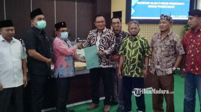 DPRD Pamekasan Janji Perjuangkan Dana Bagi Hasil Ekplorasi Migas di Tanjung Lebih Besar dari UU