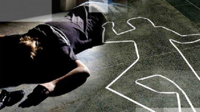 Dadanya Kena Bacok, Pria Misterius Tewas di Surabaya Dengan Tubuh Terbujur Kaku di Gang Kampung