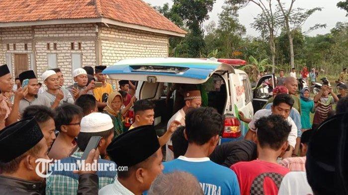 Remaja Alami Gangguan Jiwa Mengambang di Sungai, Diduga Terseret Arus Sungai Belakang Rumah
