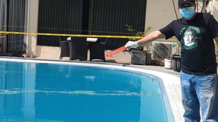 Diduga Tak Bisa Renang, Perempuan di Surabaya Tenggelam di Kolam Renang Hotel Kedalaman 3 Meter