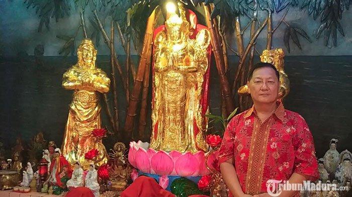 20 Ajaran Welas Asih Dewi Kwan Im, Jadi Panutan Etnis Tionghoa di Pamekasan