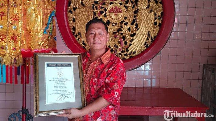 Vihara Avalokitesvara Raih Rekor MURI, GelarFestival Dalang Wayang Kulit Diikuti 10 Negara