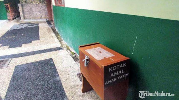 Terekam CCTV, Maling Kotak Amal di Kota Malang Pura-Pura Jadi Jemaah, Simak Modus Operandinya