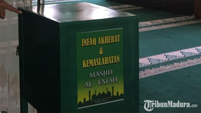 Tiga Remaja Kompak Mencuri Kotak Amal Masjid di Sejumlah Lokasi, Hasilnya Buat Beli Rokok dan Velg
