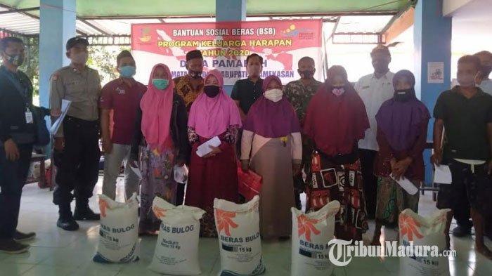 Sekitar 9.000 Ribu KPM Penerima Bantuan Sembako di Kabupaten Pamekasan Dinonaktifkan, Ini Alasannya