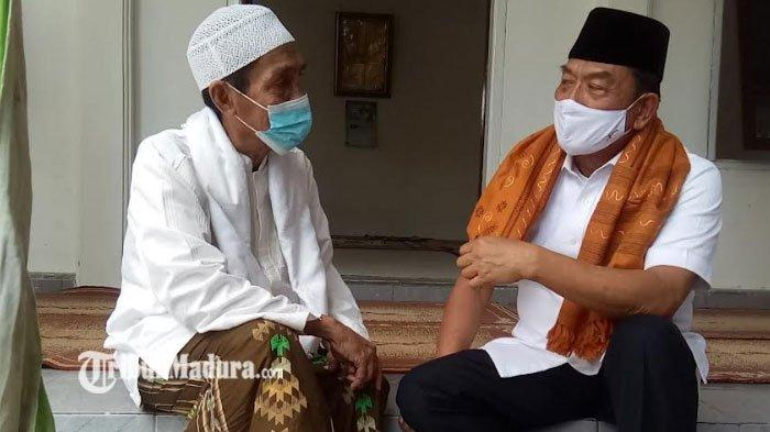 KSP Moeldoko Yakinkan Pengasuh Ponpes di Sampang Soal Komitmen Jokowi Terkait Dana Abadi Pesantren