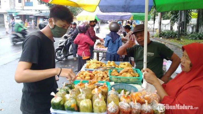 Puasa Ramadan 2021, Warga Kota Malang Boleh Jualan Takjil, Ada Syarat yang Wajib Dipatuhi Pedagang