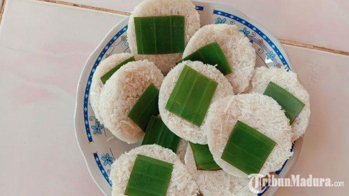 Mengenal Kue Potoh Mangkok, Makanan Tradisional Warga Proppo Pamekasan, Hidangan Wajib untuk Tamu