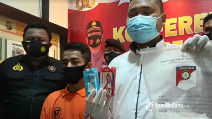 Cara Licik Kurir Sabu Lintas Negara Bawa Narkoba 1 Kg dari Malaysia, Dibungkus Wadah Sabun Mandi