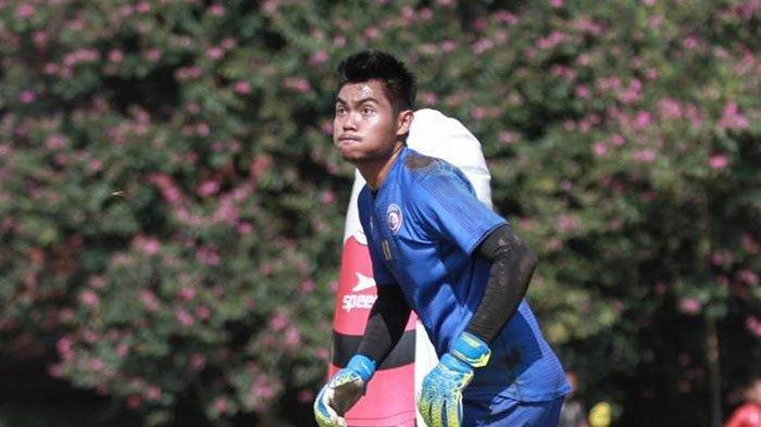 Kurniawan Kartika Ajie Tak Masuk Daftar Pemain yang Dibawa Arema FC ke KandangPS Tira Persikabo