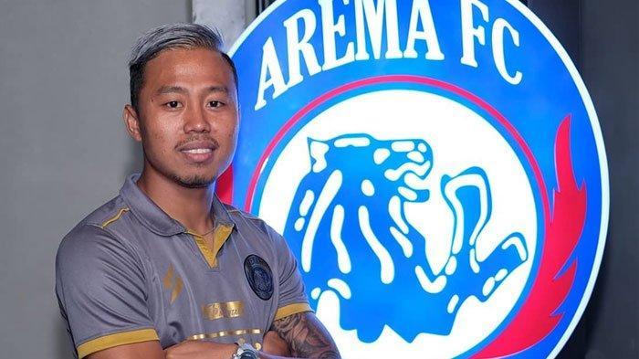Gabung Arema FC, Kushedya Hari Yudo Sebut Mimpinya Jadi Nyata, Pamer Bukti Idolakan Klub Sejak Kecil