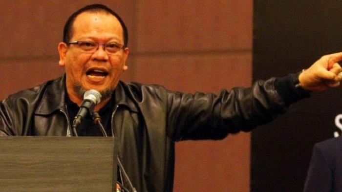 Ditagih Janji Potong Leher Setelah Prabowo Ungguli Jokowi di Madura, Begini Jawaban Tegas La Nyalla