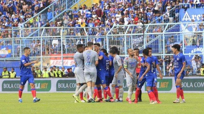 Arema FC Optimistis Liga 1 2020 Segera Bergulir Meski SempatMundur dan Belum Ada Kepastian Jadwal