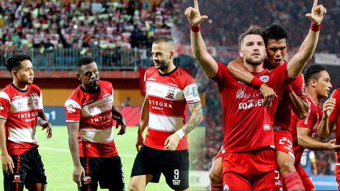 Big Match Madura United Vs Persija Jakarta, Persija Waspadai Berbagai Lini Tim Bertabur Bintang