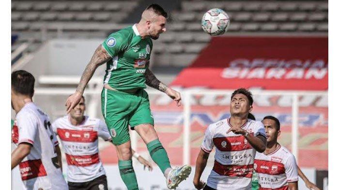 Pelatih Dejan Antonic Ungkap Sebab PS Sleman Dikalahkan Madura United, Singgung soal Cuaca Panas