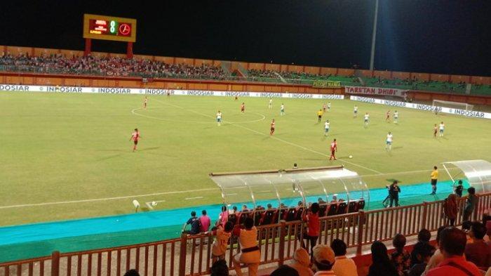 Tanpa Diperkuat 4 Bintangnya, Madura United Sempat Kesulitan Sebelum Sukses Membantai PSIS Semarang