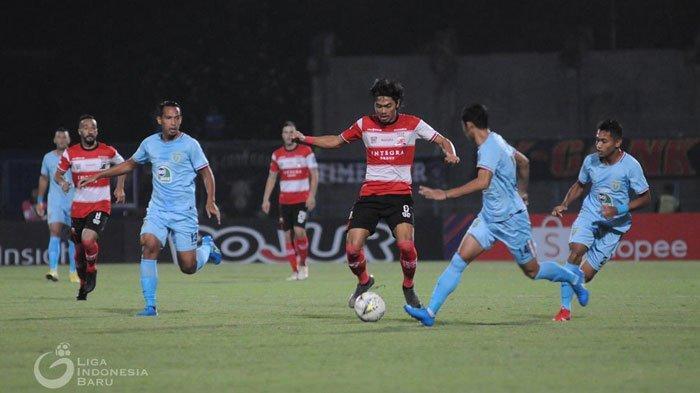 Nil Maizar Beber PenyebabPersela LamonganTakluk dari Madura United, Singgung Soal Fokus Pemain