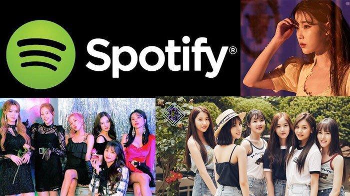 Ratusan Lagu Artis Korea Mulai IU hingga GFriend Hilang dari Diskografi, Begini Penjelasan Spotify