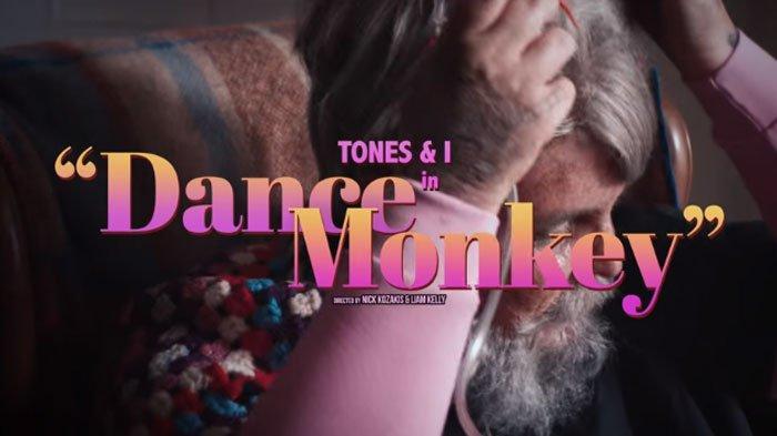 Download Lagu MP3 Dance Monkey dari Tones And I Viral di Youtube, Lengkap Link Download dan Liriknya
