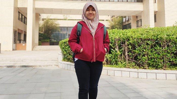 Firda Mahasiswi asal Pamekasan Beberkan Kondisi Terbaru di Wuhan: Logistik Menipis dan Masker Langka