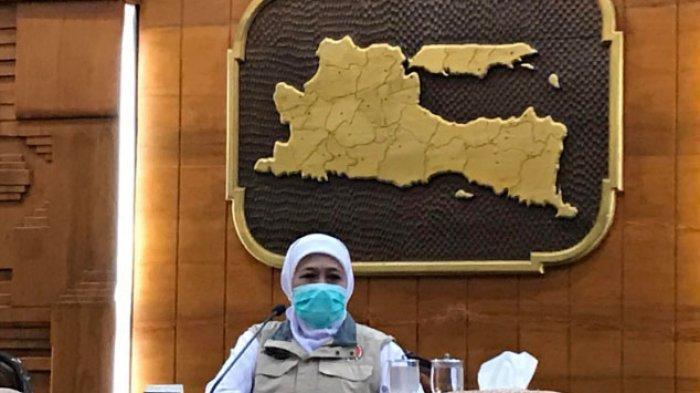 KABAR BAIK Kasus Covid-19 di Jatim, Lansia Positif Corona Usia 76 Tahun di Surabaya Akhirnya Sembuh