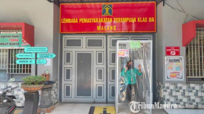397 Warga Binaan Lapas Perempuan Sukun Kota Malang Dapat Remisi Lebaran 2020, 2 Napi Langsung Bebas