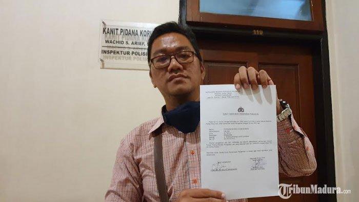 BREAKING NEWS - Kepala Desa di Pasuruan Dilaporkan ke Polisi, Diduga Lakukan Pungutan Liar