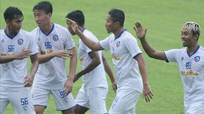 Madura United Ancam Bubarkan Tim, Arema FC Masih Optimistis soal Kelanjutan Liga 1