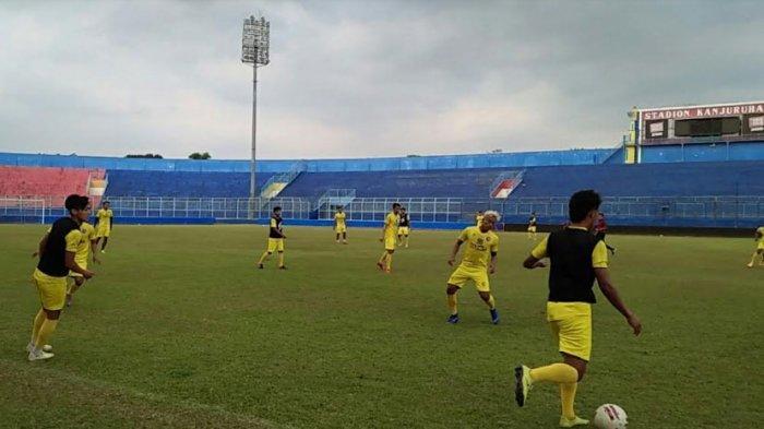Ikut Piala Menpora 2021, Arema FC Kesampingkan Gelar Juara, Fokus Pembentukan Tim Jelang Kompetisi