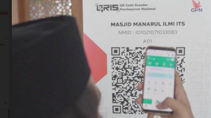 Gerakan Infaq Digital, Cara Aman Bayar Infaq dan Sedekah ke Masjid, Hasil Kerja Sama ITS dan LinkAja