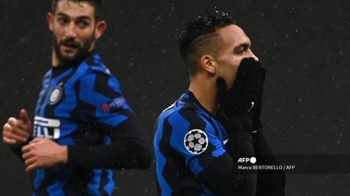 Inter Milan Lawan Shakhtar Donetsk Tanpa Gol, Bikin Inter Milan Tersingkir dari Liga Champions