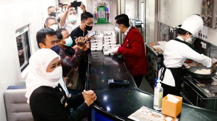 Serasa Nongkrong di Kafe, Naik Kereta Api Kini Bisa Akses Layanan WiFi Gratis hingga Live Cooking