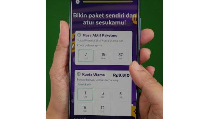 Lewat Paket Suka-Suka, Pelanggan Kartu AXIS Bisa Atur Sendiri Masa Aktif Nomor sampai Kuota