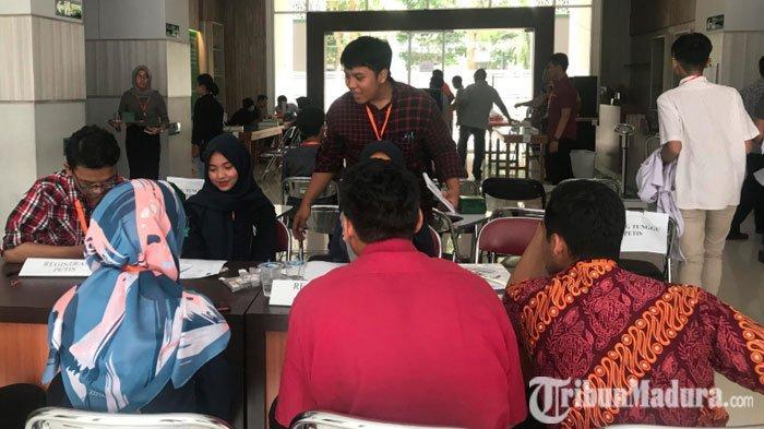 FK Universitas Brawijaya Gelar Pemeriksaan Kesehatan Gratis, Layanan Pap Smear Banyak Diminati