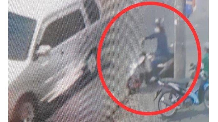 Teror Bandit di Pemukiman Padat Penduduk Surabaya, Motor Warga Digondol Maling Meski Terkunci Setir