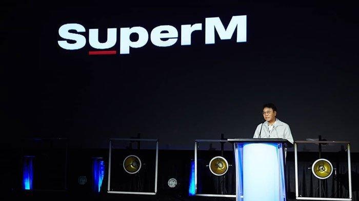 SM Entertainmentakan Debutkan Boy Group BaruSuper M, Founder AgensiLee Soo Man Jadi Produsernya
